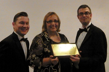 CSR law Firm of the Year 2012